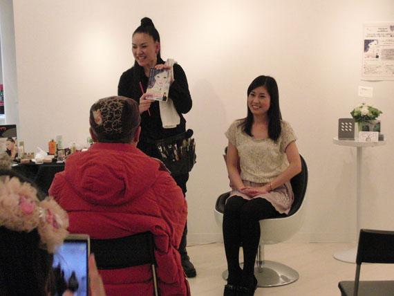 化粧師AYUMO「あなたの呪いは顔に出る」 出版イベントのご報告!